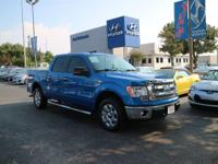 Safe and reliable, this Used 2014 Ford F-150 XLT lets