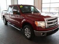 Options:  2014 Ford F-150 Xlt|Red|Abs Brakes|Alloy