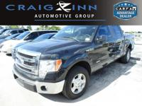 This 2014 Ford F-150 XLT will sell fast -Bluetooth