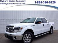 *This ONE OWNER Ford F-150 is looking for new home!