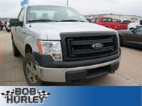 Ford F-150 XLT Silver 4WDRecent Arrival! Clean