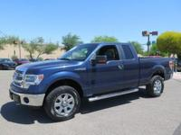 Options:  2014 Ford F-150 Xlt|Blue|New Price! Carfax