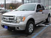This outstanding example of a 2014 Ford F-150 XLT is