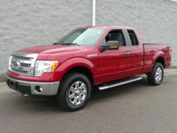 New In Stock* This F-150 has less than 18k miles. Real