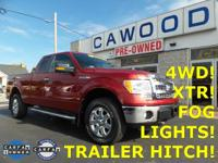 Options:  2014 Ford F-150 Xlt|Vermillion