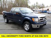 CARFAX One-Owner. Clean CARFAX. 2014 Ford F-150 XLT