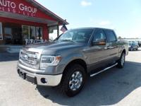 Options:  2014 Ford F-150 Leather! Xtr Package!