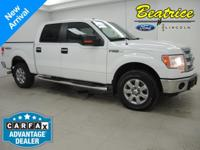 Recent Arrival! CARFAX One-Owner. F-150 XLT, 4D
