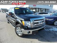GREAT MILES 33,385! XLT trim. Turbo Charged, Trailer