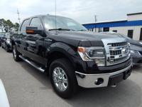 CARFAX One-Owner. Clean CARFAX. Bronze 2014 Ford F-150