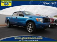 This 2014 FORD F-150 XLT has received these reviews and