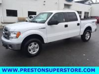 Options:  2014 Ford F-150 Xlt|White|*Just Reduced!!!*