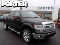 Porter Ford doesn't just have any old Ford for