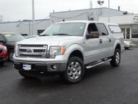 **NON-SMOKER VEHICLE** and REAR CAB COVER. Equipment