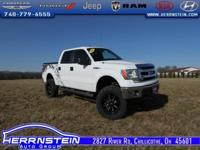 2014 Ford F-150 XLT 4WD. Reviews: * Compelling engine