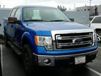 F150 XLT SUPERCREW 4WD  Options:  2-Stage Unlocking|Abs