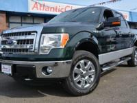This 2014 Ford F-150 XLT has been hand picked as a