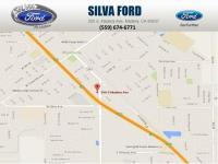 SILVA FORD PROMISE...We'll find it!...If we don't have