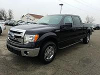 Options:  2014 Ford F-150 Xlt|Black|Recent Arrival!