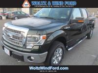 4WD SuperCrew 157 XLT CHROME PKG - ONLY 8,000 MILES-