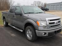 F-150 XLT 4D SuperCrew, 5.0L V8 FFV, 4WD, AUTOMATIC,