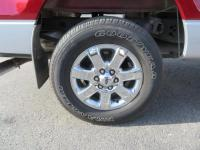 4WD, FORD CERTIFIED, 2014 Ford F-150XLT in Ruby Red