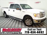 Powerful Towing Ford Truck! 4X4, EcoBoost 3.5L V6 Twin