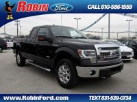 Make sure to get your hands on this 2014 Ford F-150 XLT