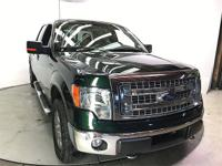 2014 Ford F-150 XLT 4WD New Price! CARFAX One-Owner.