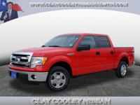 Exterior Color: ruby red metallic, Body: Crew Cab