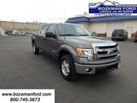 Exterior Color: sterling gray, Body: Pickup, Fuel: