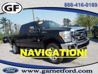 This is a 2014 Ford Certified Pre-Owned F-250 Crew Cab