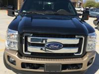 2014 Ford F-250 KING RANCH SUPER DUTY 4WD. 2014 FORD