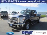 Chrome Package, F-250 SuperDuty Lariat, Ford Certified,