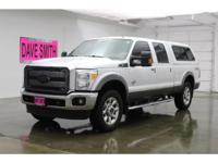 2014 Ford F-250 Lariat Super Duty Crew Cab Short Box
