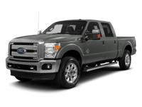 Take command of the road in the 2014 Ford F-250!