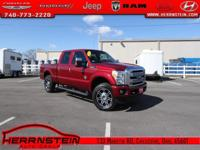 4WD. F-250SD Ford Power Stroke 6.7L V8 DI 32V OHV