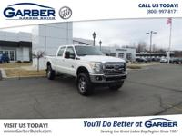 Introducing the 2014 Ford F-250 Lariat! Featuring a
