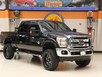 This 2014 Ford Super Duty F-250 Lariat is in great