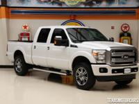 Options:  2014 Ford Super Duty F-250 Platinum|Financing