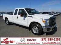1-Owner New Vehicle Trade! XL 6.2 V8 Extended Cab RWD.