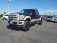 CARFAX 1-Owner, ONLY 34,564 Miles! XLT trim. iPod/MP3