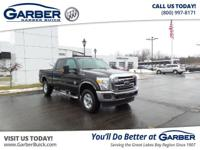 Introducing the 2014 Ford F-250 XLT! Featuring a 6.7L