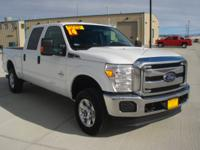 Exterior Color: oxford white, Body: 4x4 XLT 4dr Crew