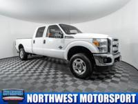 Clean Carfax 4x4 Diesel Truck with Trailer Brakes!