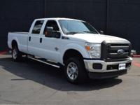 This 2014 Ford Super Duty F-350 SRW 4dr - features a