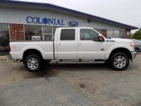 2014 Ford F-350 Lariat SuperCrew Cab 4 Wheel Drive 6.7L