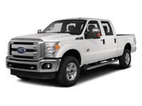 Check out this 2014 Ford F-350 Platinum. Its Automatic