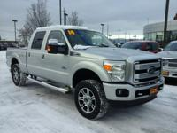 This outstanding example of a 2014 Ford Super Duty