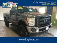 Ford Certified! 2014 Ford F350SD 4X4 XL in Sterling